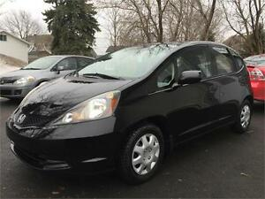 2009 HONDA FIT DX AUTOMATIQUE + 93615KM + GARANTIE 1 AN INCLUSE