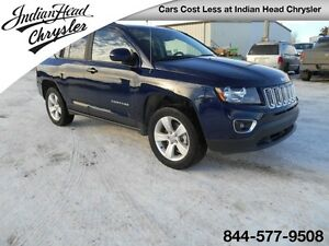 2016 Jeep Compass High Altitude 4x4 | A/C | Leather