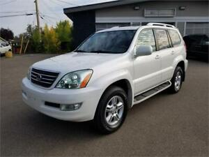 2004 Lexus GX 470, Navigation, Camera, DVD, Mint Shape