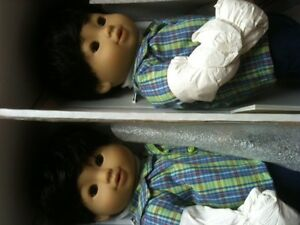 *BRAND NEW* American Girl Brand Bitty Baby Asian Twin Boys