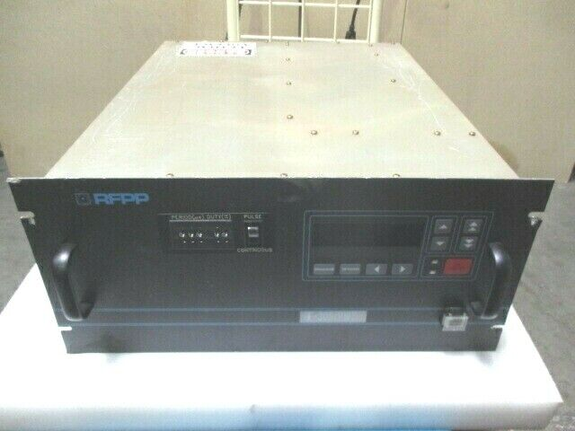 RFPP RF-30S/PWT RF Generator, 7522326010, 452138