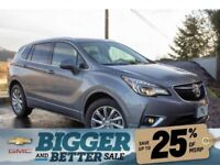 2019 Buick Envision Essence Cowichan Valley / Duncan British Columbia Preview