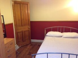 *SHORT TERM LET - PRIVATE DOUBLE ROOM - MAY ONLY*