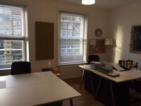 Office share in Shoreditch