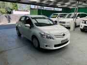 2011 Toyota Corolla ZRE152R MY11 Ascent White Automatic Hatchback Croydon Burwood Area Preview