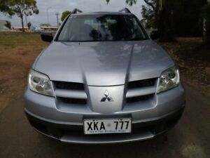2006 Mitsubishi Outlander Silver Sports Automatic Wagon Mile End South West Torrens Area Preview