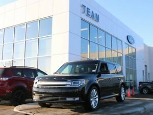 2018 Ford Flex LIMITED, 303A, SYNC 3, NAV, HEATED/COOLED FRONT S