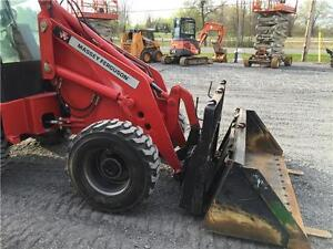 Massey Ferguson 7500 Wheel Loader / Chargeur sur Roues Cornwall Ontario image 3