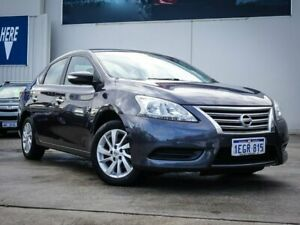 2013 Nissan Pulsar B17 ST Grey 6 Speed Manual Sedan Midvale Mundaring Area Preview