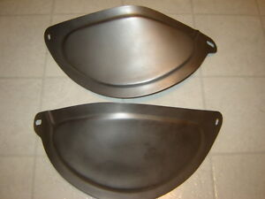 CHEVROLET, GMC Truck Stainless steel  Rock protector 73-87