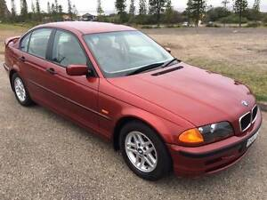 2000 BMW 318i E46 99000KMS! EXCELLENT CONDITION! MAY 2017 REGO Redhead Lake Macquarie Area Preview
