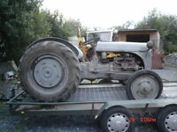 1942 Ford Ferguson 9N Will swap or Part Exchange