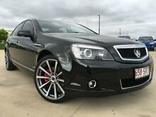 2011 Holden Caprice WM II V Black 6 Speed Automatic Sedan Garbutt Townsville City Preview