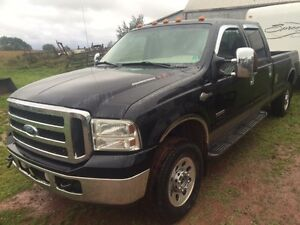 2006 Ford F-350 King Ranch Larriet Pickup Truck