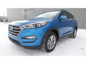 MANAGERS DEMO 2016 Hyundai Tucson Luxury was $34997 now $32788