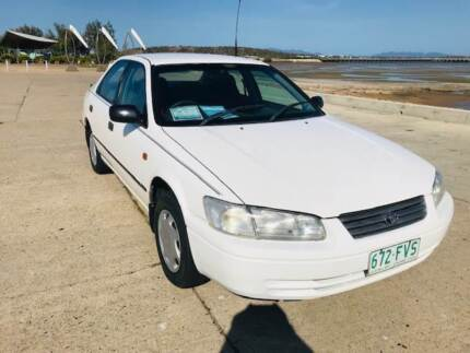 2000 Toyota Camry Sedan Bowen Whitsundays Area Preview