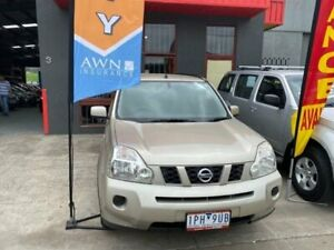 2010 Nissan X-Trail T31 MY10 ST (4x4) Gold 6 Speed CVT Auto Sequential Wagon Dandenong South Greater Dandenong Preview