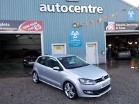 VOLKSWAGEN POLO 1.2 SEL TSI 3d 103 BHP IDEAL 1ST CAR (silver) 2011