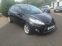 2011 Ford Fiesta 1.4 ( 96ps ) Zetec 5Dr
