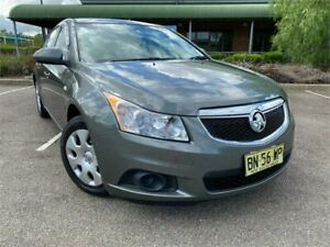 2011 Holden Cruze JH Series II MY12 CD Grey 6 Speed Sports Automatic Sedan Mount Druitt Blacktown Area Preview