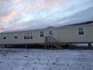 Brand new mini home $295.00 bi-weekly