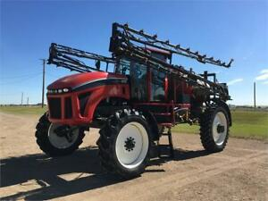 Apache AS1020 High Clearance Sprayer for sale! ONLY 618 Hours!