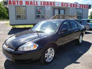 2012 Chevrolet Impala LT *PAY ONLY $67 WEEKLY*  GREAT FOR UBER!