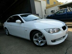 2011 BMW 3 Series E92 MY11 320d Steptronic White 6 Speed Sports Automatic Coupe