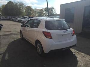 2015 Toyota Yaris LE**HATCH BACK*GREAT ON GAS**4 DOOR**BLUETOOTH London Ontario image 3