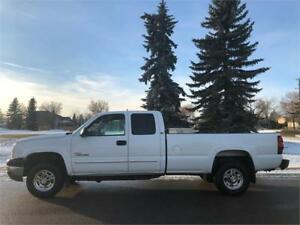 2006 Chevrolet Silverado 2500HD LT 4X4 DURAMAX - CLEAN CAR PROOF