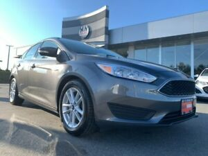 2015 Ford Focus SE HB AUTO REAR CAMERA ONLY 70KM