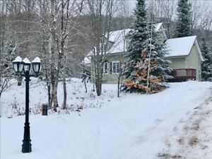 Mont-Tremblant Cottage / SPA / 5min from slopes / Winter 19-20