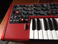 Clavia Nord Lead 4 Keyboard . immaculate condition