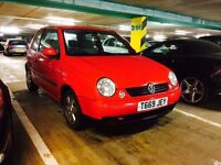 Volkswagen Lupo 1.0 Red Excellent Runner