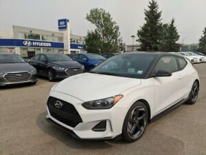 2019 Hyundai Veloster Turbo Tech W/ PERFORMANCE PACKAGE