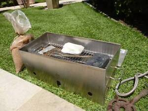 Stainless Steel Gas Fish Smoker Avalon Pittwater Area Preview