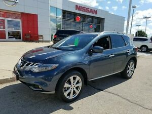 2014 Nissan Murano Platinum 4dr All-wheel Drive