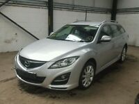 BIG VARIETY OFF PARTS AVAILABLE FOR 2010 MAZDA 6 TS2 D ENGINE GEARBOX BODY PARTS
