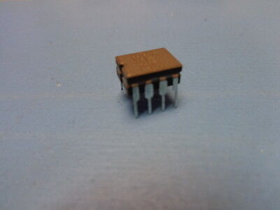 1 Ad743bq Ad Ultra Low Noise Precision Monolithic Bifet Op Amp 8 Pin Dip