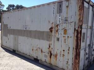 20' Shipping Container - Bordertown Bordertown Tatiara Area Preview