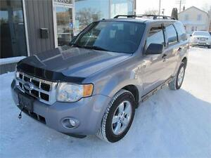 2008 ford escape LIMITED AWD SUV LEATHER REMOTE START NOW $6900