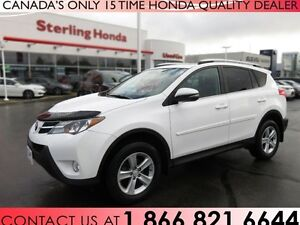 2014 Toyota Rav4 XLE 4DR FRONT WHEEL DRIVE | 1 OWNER