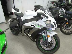 This Kawasaki ZX10R is $4000 off, and has 4yr warranty! Coopers