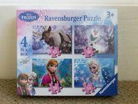 Ravensburger children's jigsaw puzzle set, Disney Frozen