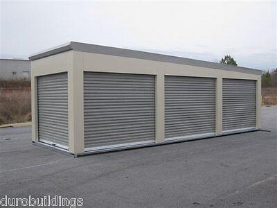 Durosteel Janus 88x7 Self Storage 650 Series Metal Roll-up Door Hdwe Direct