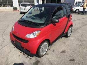 2010 Smart Fortwo PURE 2D Coupe ** LOW MILEAGE **