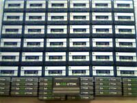 £4.99 & FREE P&P. 1x GUARANTEED TDK SA 90 SA90 1979-1981 CHROME CASSETTE TAPES W/ LABELS CARDS CASES