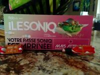 ILESONIQ 2 VIP 2 DAY PASSES