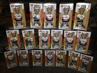 Team Canada Bobbleheads-  2002- ( 18 in total assorted)