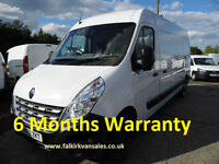 Renault Master 2.3 dCi LM35 (FWD)********* low miles ************